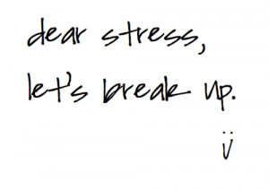 Instant Stress Relief Ideas
