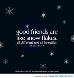 Snowman sayings