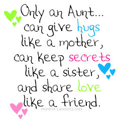 Auntie Up!