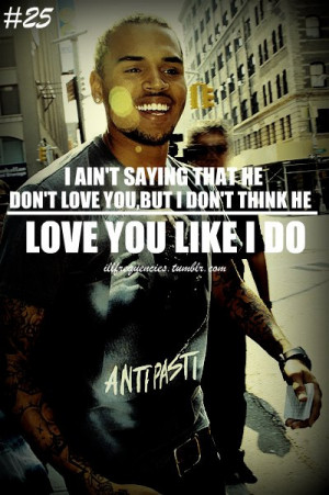 cute chris brown quotes