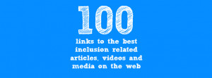 Inclusion Education Articles