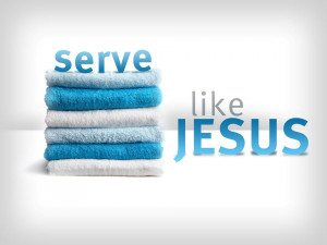 ... from jesus before jesus ever washed the disciples feet we learn of