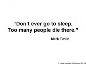 PREV : Sleep through the Ages