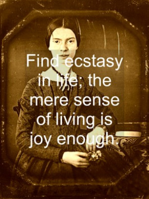View bigger - Emily Dickinson quotes for Android screenshot