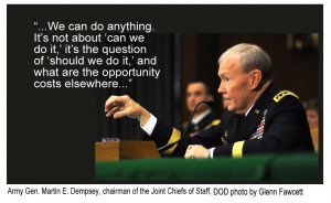 General Mattis Quotes Our commanding general put it