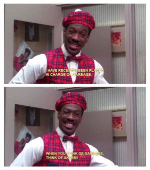 Coming to America, this really is one of my favorite movies. Eddie ...
