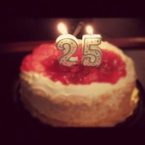 eventsstyles4271 Beautiful 25 st birthday cakes designs 2014