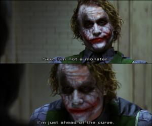 Joker Dark Knight Quotes