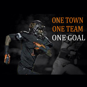 One Town One Team One Goal