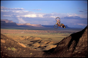 Mountain Bike Jumps