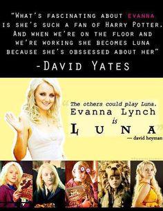 Evanna Lynch IS Luna More