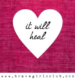 Healing quotes, best, deep, sayings, short