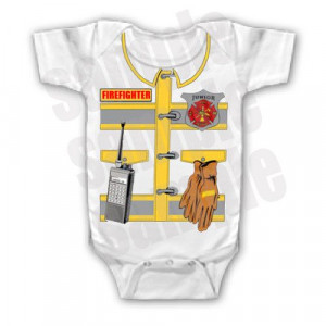 FUNNY SAYINGS SHIRT FIREFIGHTER FIRE MAN FIGHTER YOUTH KID TODDLER ...