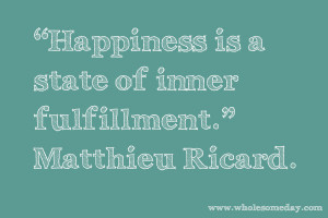 Quote from Matthieu Ricard