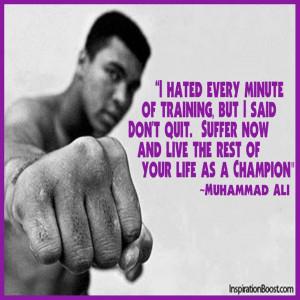 ... quotes #business #ali #muhammadali #boxing #quote #training #