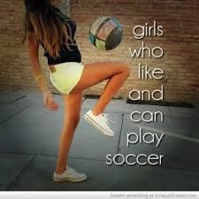 soccer girl quotes - Google Search More