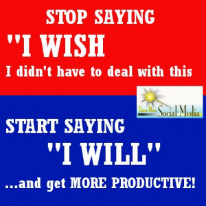 Have A Productive Day Quotes Saying i will quote of the day