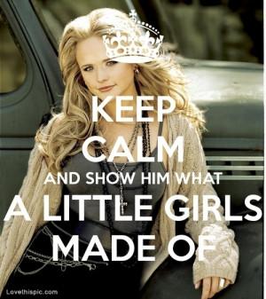 Miranda Lambert keep calm