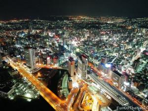 Ground Zero of Explosion at Nagasaki