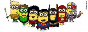Despicable Me Super Hero Minions Despicable Me Minion Hitman