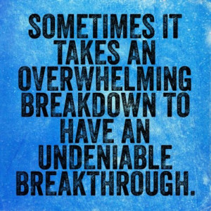 breakthrough success Struggle triumph hardwork dedication Quote