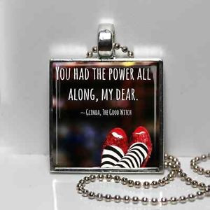WIZARD-OF-OZ-Inspirational-Quote-Granddaughter-GRADUATION-Gift-Charm ...