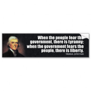 Thomas Jefferson Quotes On Democracy