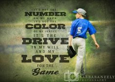 Love For The Game