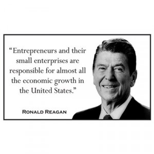 ... > Wall Art > Posters > Ronald Reagan Quote #1 Wall Art Poster