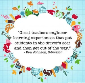 Kindergarten Teacher Quotes Great teachers quote via www.