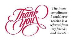 Realtor Client Appreciation