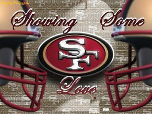 All Graphics » showing some 49er love