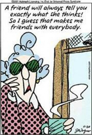 Funny Cartoon and Hilarious Quote