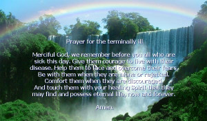 heal cancer prayer for healing and strength prayer for good health ...