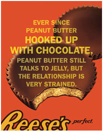 Tag Archives: Reese's advertising