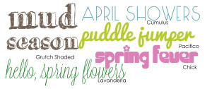 ... spring fever spring is in the air feels like spring april showers