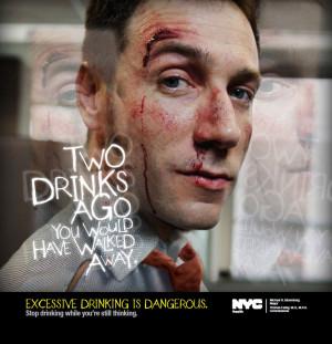 Anti-binge drinking
