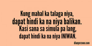 quotes about tagalog love quotes about family tagalog relationship ...