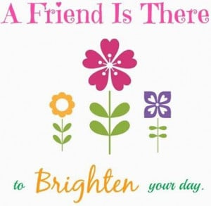 ... , friends are there to lift you up! #BeAFriendMonth #quotes #inspired