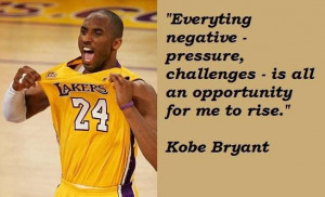 ... bryant kobe bryant you are currently browsing 15 most famous quotes by