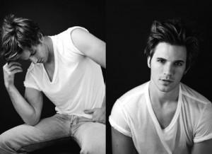 why, hello there Matt Lanter. :)