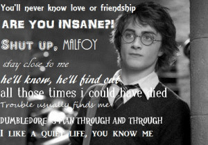 Harry Potter Harry Potter quotes