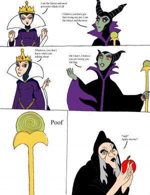 Bell Disney Evil Fairy...