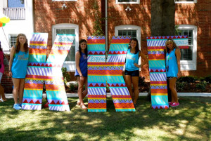 Oklahoma State University Bid Day 3/3