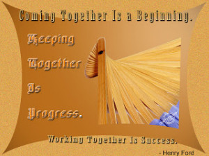 Teamwork Inspirational Work Quotes