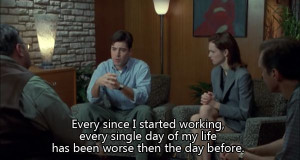 Favorite quotes from Office Space