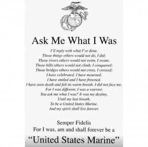 ... to Aug '69, my name is Joe Urban looking for Marines who remember me