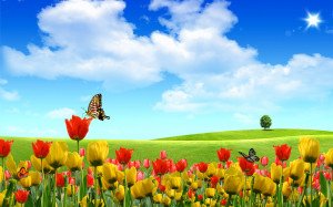 Description for nature-scenes-with-flowers-quotes