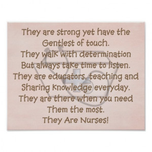 Nurse Art Poem