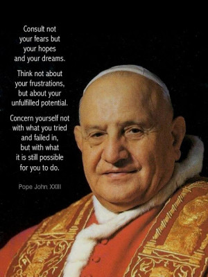 Fr. James Martin SJ: Nine Minute Video Introduction To Pope John XXIII